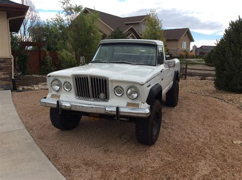 1967 jeep gladiator curbside 1967 jeep gladiator j3000 the truck of