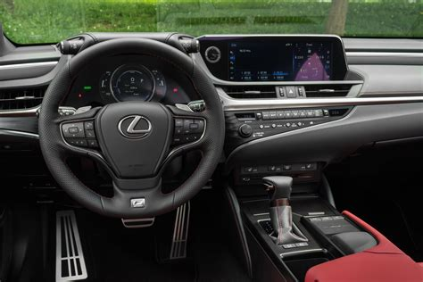 Lexus 2019 Es Interior by 2019 Lexus Es 350 F Sport Review