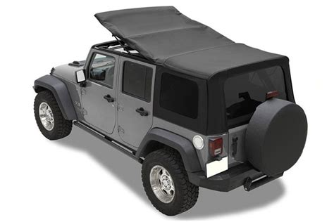 black jeep wrangler unlimited soft top free shipping on mopar 82213652 twill premium jk unlimited