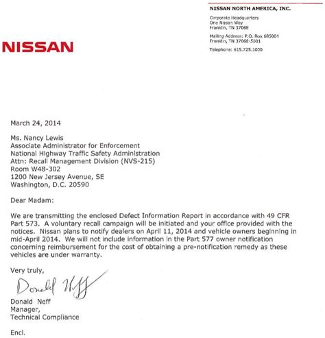 29 165 nissan leafs affected by airbag related recall