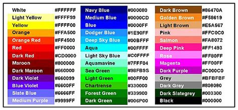 html code for font color add html more font styles sizes colors