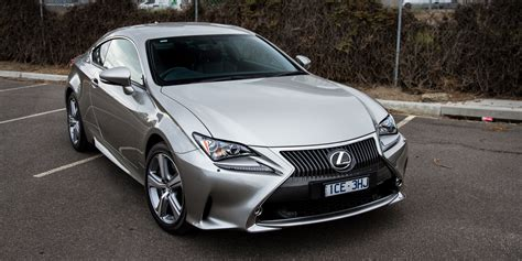 lexus luxury car 2015 lexus rc350 luxury review caradvice