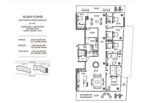 100 meier suites floor plan the the tuscan suite 3 100 richard meier floor plans richard meier