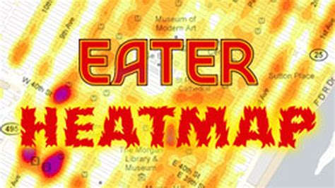san francisco heat map eater the eater heat maps city by city october 2012 eater