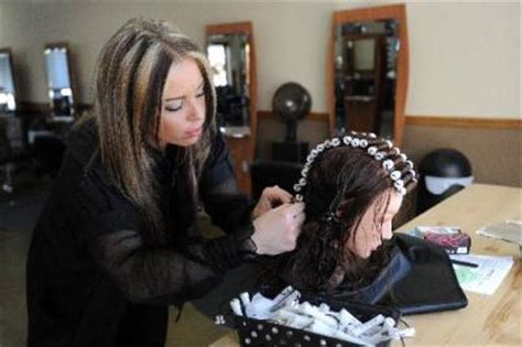 beauty school perm cheeks cosmetology school moves to loveland loveland