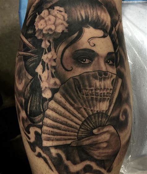 tattoo geisha skull 58 best magic creatures images on pinterest fantasy