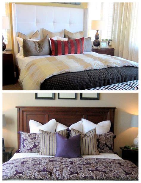 bed pillow arrangement ideas best 25 euro pillows ideas on pinterest pillow