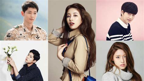 komek korea yang terbaru selebriti korea yang paling cocok menjadi karakter dari