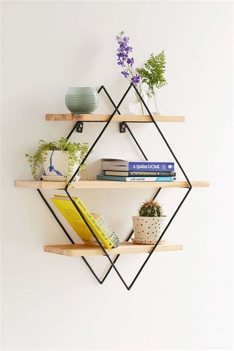 wall shelf design best 25 unique shelves ideas on diy storage