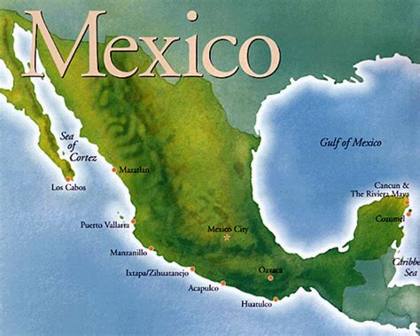 mexico map and mexico geographical map map of mexico political geography map of mexico regional