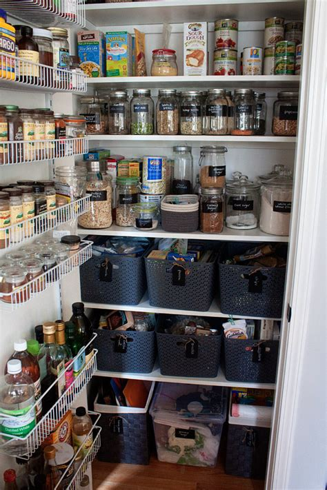 how we organized our small kitchen pantry kitchen treaty