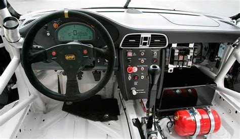 porsche race car interior interior and cage color options