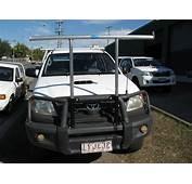 Ladder Racks Brisbane  Ute