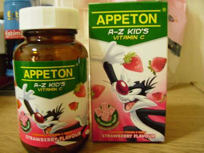 Vitamin Appeton Untuk Anak my beloved family vitamin