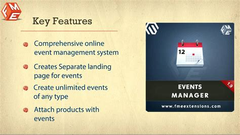 Magento Calendar Extension Magento Events Calendar View Extension By Fme On Vimeo