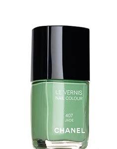 Groene Nagellak stardust chanel lookalike jade groene nagellak