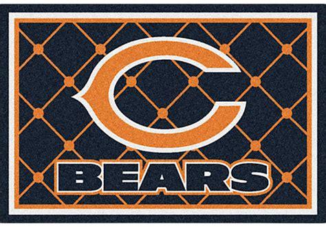rug sale chicago nfl big chicago bears 5 x 8 rug