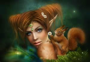 fond d ecrans elfes