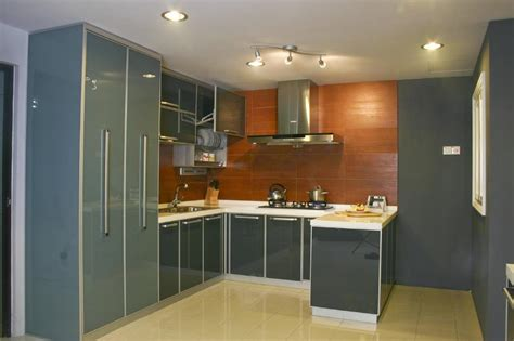 U Shaped Modular Kitchen Images U Shaped Modular Kitchen Design Luxury Cabinet Gharexpert