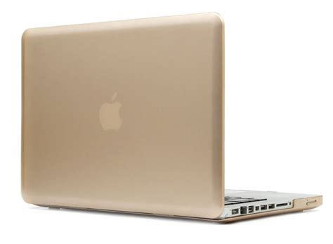 Macbook Pro Gold geeek shell back cover gold macbook pro 15 inch retina geeektech