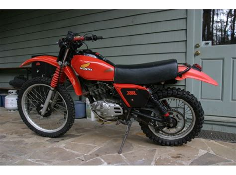 Honda Xr250 For Sale by 1980 Honda Xr 250 Motorcycles For Sale