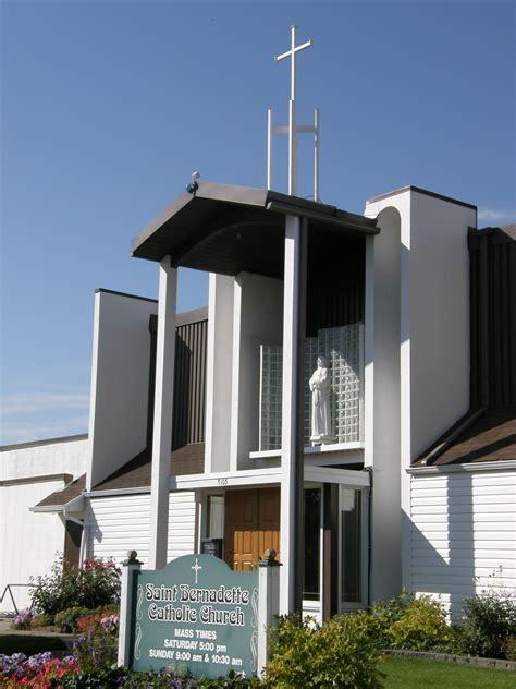 st bernadette church bulletin