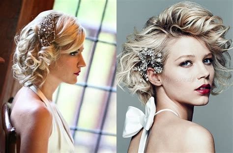 Wedding Hairstyle Bob Hair by Trending Bob Wedding Hairstyles For 2017 Hairstyles