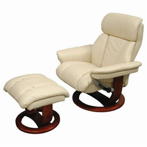 Leather Swivel Rocker Recliner With Ottoman by Leather Swivel Chair Recliner And Ottoman