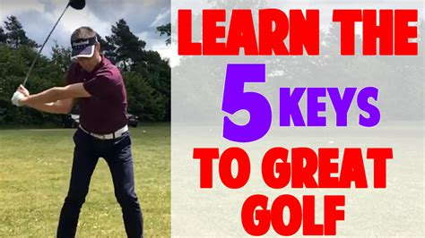 how to have a good golf swing how to have a great golf swing real student swing analysis