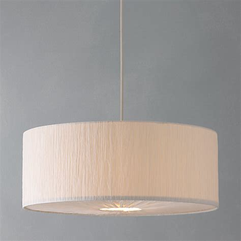 Buy John Lewis Easy To Fit Libby Ceiling Shade Natural Lewis Ceiling Light Shades
