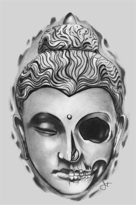 buddha head tattoo designs best 25 buddha design ideas only on