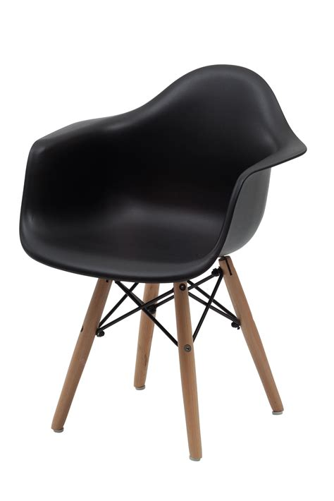 eames replica chair replica charles eames armchair black