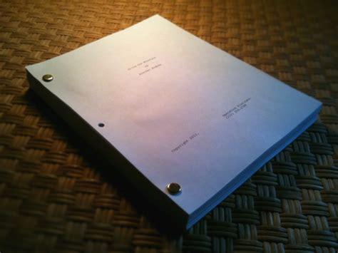 brads      screenplay