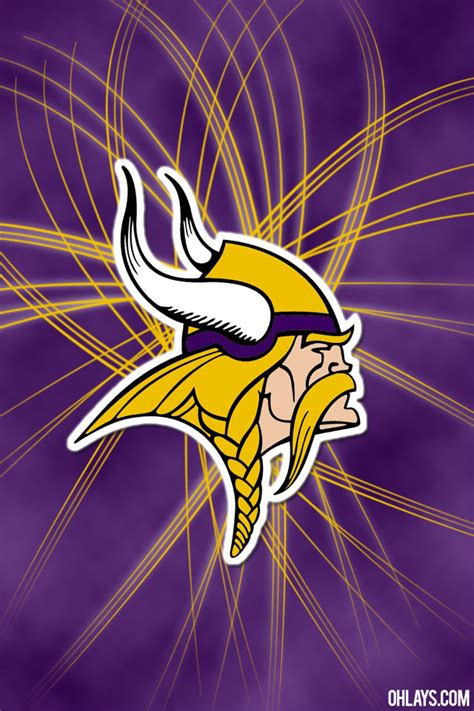 wallpaper iphone 6 vikings minnesota vikings iphone wallpaper 203 ohlays
