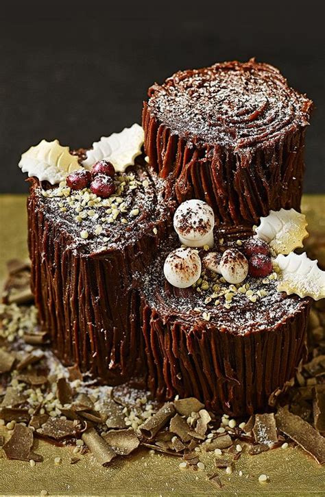 traditional yule log a magical twist on the traditional yule log try our