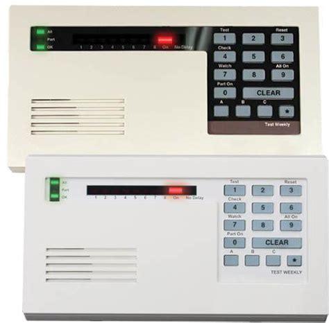 bosch radionics minuteman security systems