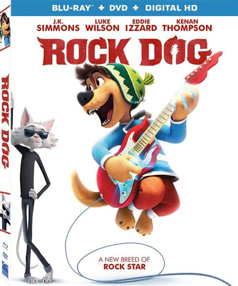 what movies are playing rock dog 2016 rock dog blu ray