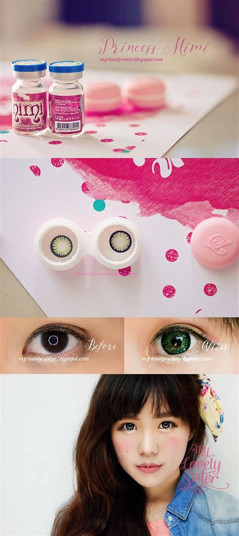 Lovely Softlens my lovely a with monday s