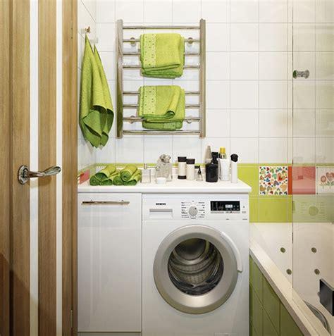 decorar cuarto de lavadoras ideas para incluir la lavadora en el cuarto de ba 241 o