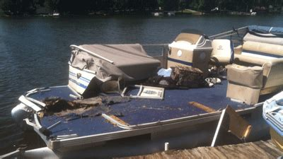 speed boat crash gif lawsuit filed in high rock lake deaths myfox8