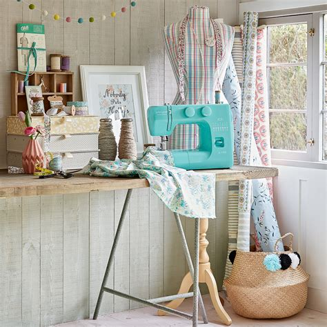 Sewing Room Decor Pretty Up Your Sewing Room With These Inspiring Decorating Ideas Ideal Home
