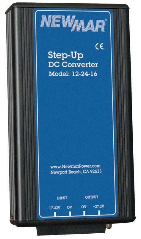 Dc Step Converter 24 Volt To 12 Volt 5 Ere step up dc converters 12v to 24v dc 7 18 s newmar