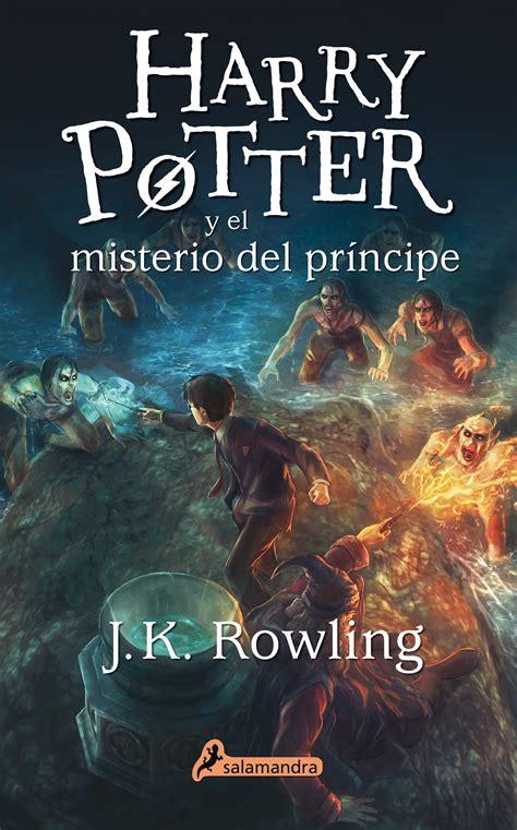 harry potter y el misterio del principe libro leer online harry potter y el misterio del pr 205 ncipe rowling j k libro en papel 9788498386363