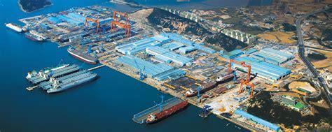 hyundai heavy industries korea lng carrier hyundai samho heavy industries builds