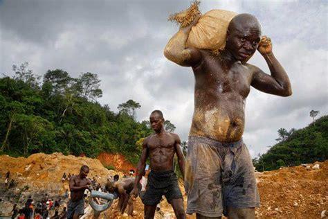gold picks esclavage moderne en afrique afrikhepri r 233 volution des
