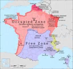 Vichy France Map by Untitled Document Fccorn People Wm Edu