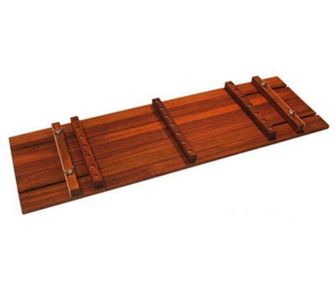 teak bathtub shelf teak shower benches add luxury to your shower