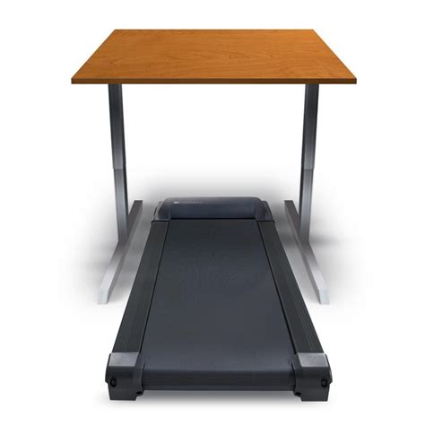 Small Treadmill Desk Tr1200 Dt3 Desk Treadmill Workplace Partners