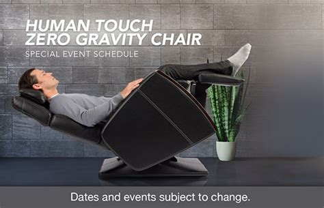 human touch  gravity schedule costco