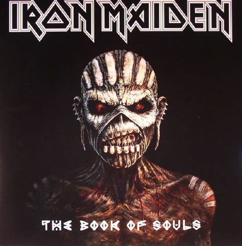 Cd Iron Maiden The Book Of Soul 2cd Original iron maiden the book of souls vinyl at juno records